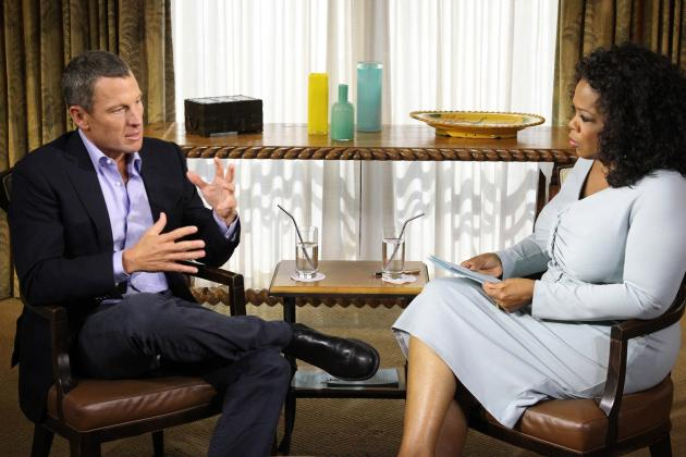 Lance Armstrong's Confession Kicks off New Race, the Backpedal