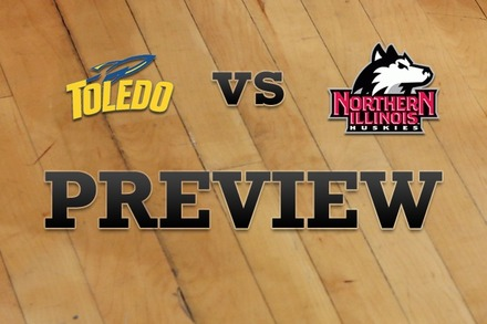Toledo vs. Northern Illinois: Full Game Preview