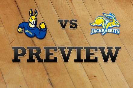 UMKC vs. South Dakota State: Full Game Preview