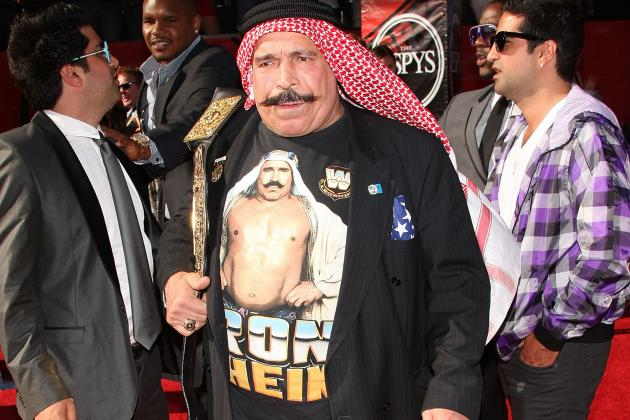 Wrestling Legend Iron Sheik Sounds Off on Twitter, Super Bowl and Beyonce