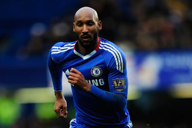 Why Nicolas Anelka's Loan to Juventus Spells Dangers for Bianconeri's Forwards