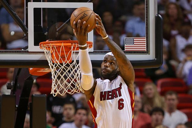 Should LeBron James Take Dwyane Wade's Advice and Enter Slam Dunk Contest?