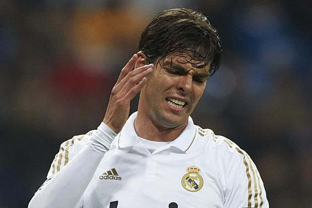 Future Looks Bleak for Kaka