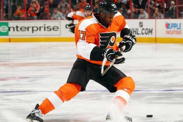 Simmonds Unlikely to Return After Big Hit