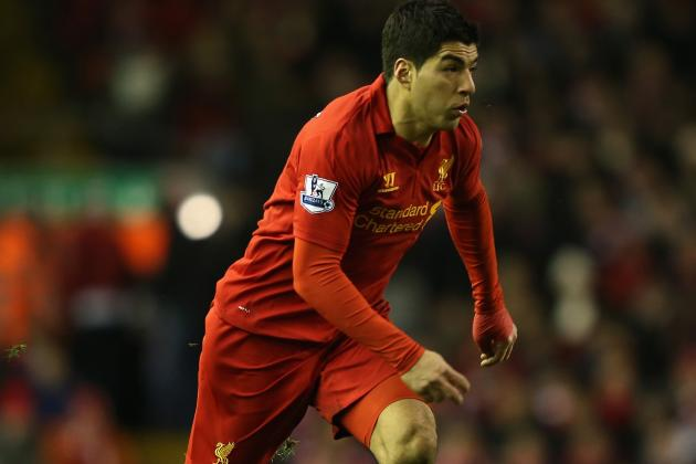 Luis Suarez: I'll Stay at Liverpool FC Even Without Champions League Football