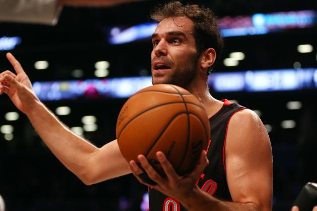 Jose Calderon 'happy' to Be a Piston; Lawrence Frank Says He'll Start