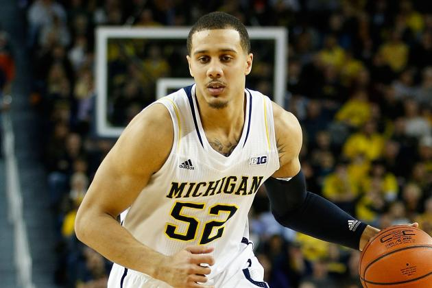 Jordan Morgan Might Play Against Indiana on Saturday