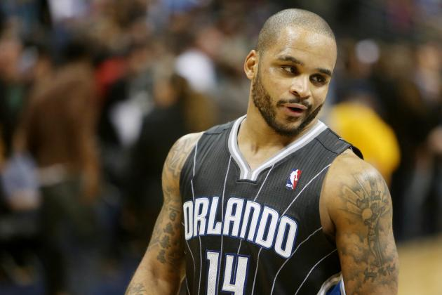 Jameer Nelson Injury: Updates on Magic Guard's Arm