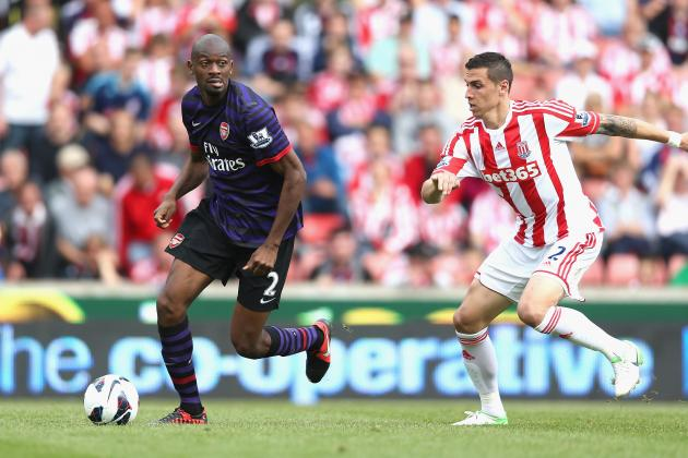 Arsenal V. Stoke City: Preview to a Physically Demanding Rugby Match