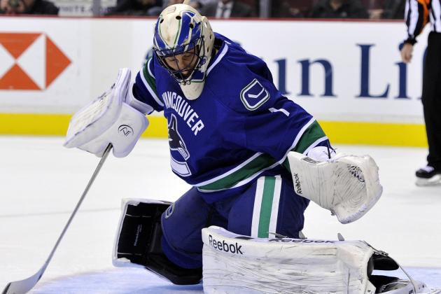 Canucks Beat Blackhawks 2-1 OT