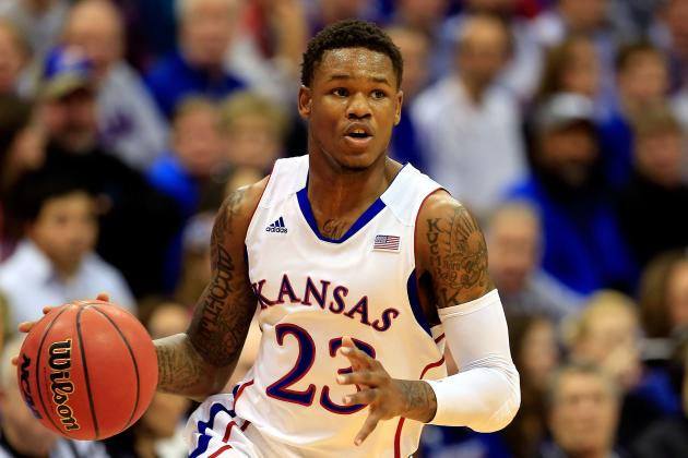Kansas Basketball: Ben McLemore and Jeff Withey Could Be Rare All-American Duo