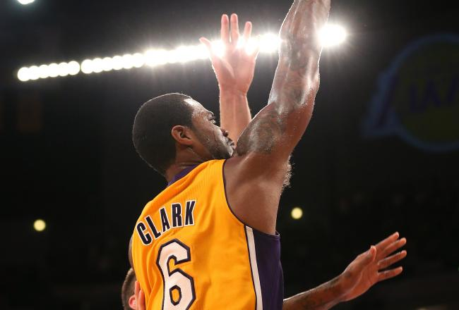 Earl Clark is fulfilling high potential—now.