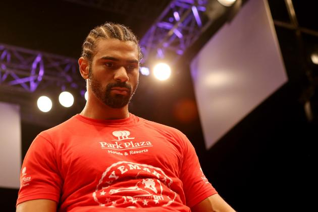 Haye: If Vitali Fights One More Time, It's Going to Be Against Me