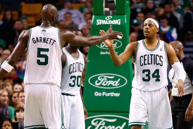 Celtics Win Third in a Row After Losing Sullinger