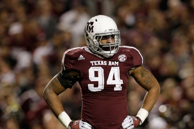 2013 NFL Mock Draft: Damontre Moore and Prospects Who Will Shine as Rookies