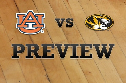 Auburn vs. Missouri: Full Game Preview