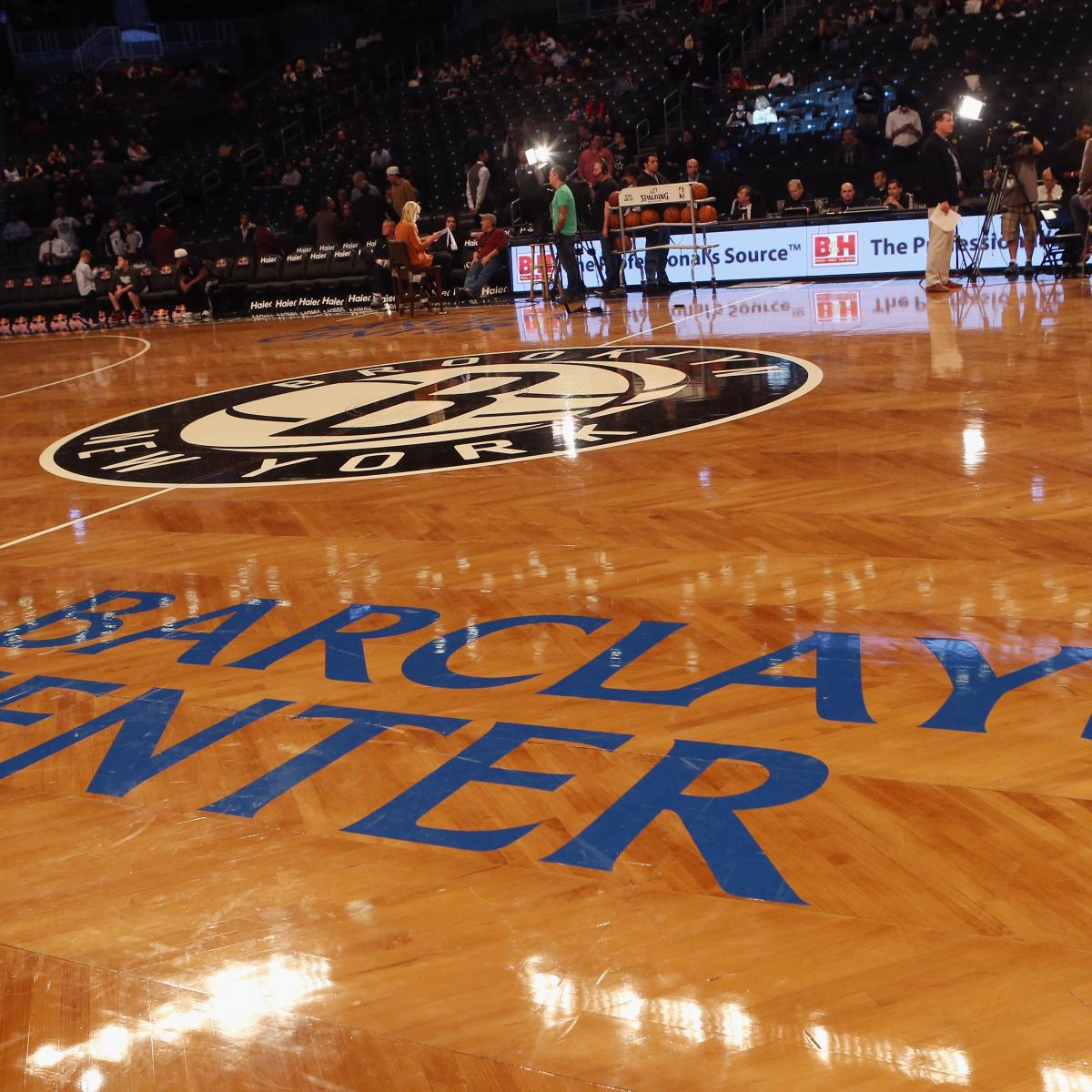 The Nba S 10 Coolest Courts Bleacher Report Latest