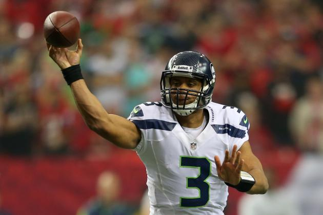Russell Wilson Rookie of the Year: Breaking Down the Competition for Seahawks QB