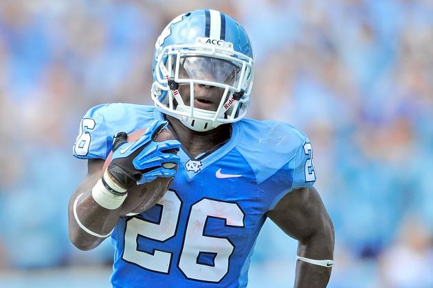 NFL Draft 2013: Skill Position Players with Most to Prove Before April