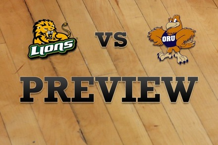 SE Louisiana vs. Oral Roberts: Full Game Preview