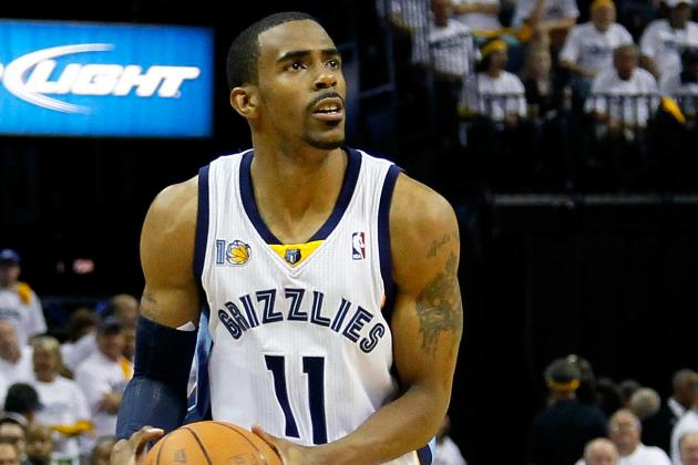 Newest Grizzlies Players Make Winning Debut Against Wizards, 85-76