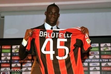 Mario Balotelli Unveiled: Won't Miss England's Weather, Food, Press and Driving