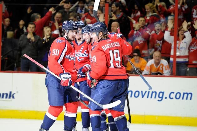 Washington Capitals: Takeaways from the Caps' 3-2 Victory Over the Flyers