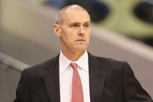 No Fine for Rick Carlisle for Comments After Loss to Warriors