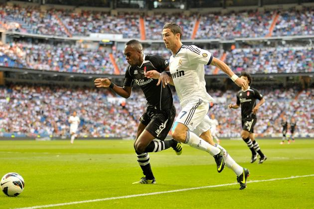 Granada 1-0 Real Madrid: Ronaldo Own Goal Enough for Historic Win
