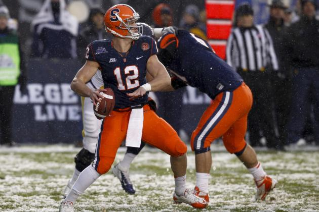 NFL Draft 2013: Quarterbacks Who Are Great Targets Outside 1st Round