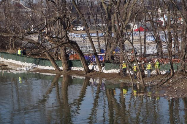 Rising Ohio River Forces Changes to Cyclo-Cross World Championship Schedule