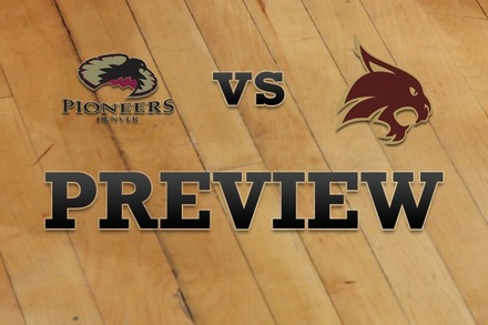 Denver vs. Texas State: Full Game Preview
