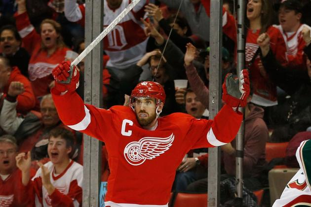 Detroit Red Wings: 'Post-Lidstrom Era'  Is Being Redefined as 'Zetterberg Era'