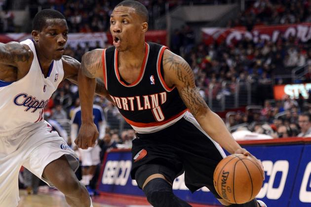 Source: Lillard Invited to Participate in NBA Skills Challenge, Plans to Accept