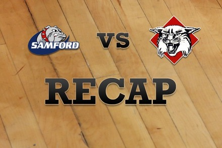 Samford vs. Davidson: Recap and Stats