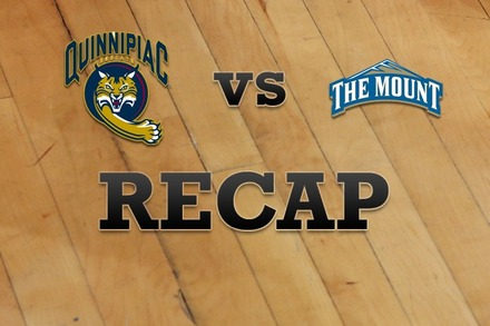 Quinnipiac vs. Mount St. Mary's: Recap and Stats