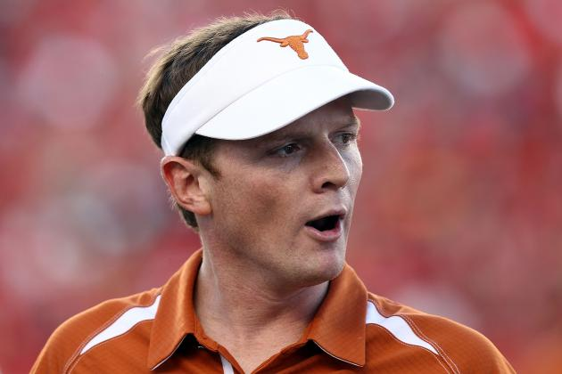 Texas OC Major Applewhite Reportedly Had Inappropriate Relationship with Student