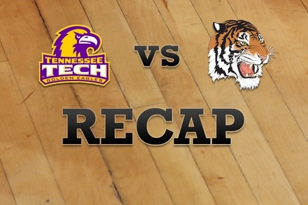 Tennessee Tech vs. Tennessee State: Recap and Stats