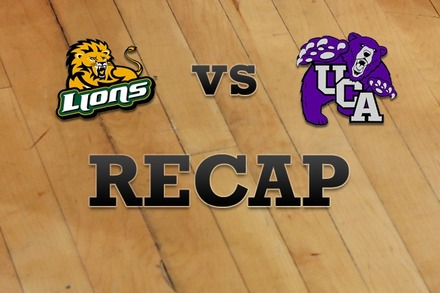 SE Louisiana vs. Central Arkansas: Recap and Stats