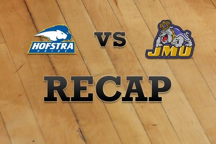 Hofstra vs. James Madison: Recap and Stats
