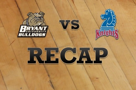 Bryant University vs. Fairleigh Dickinson: Recap and Stats