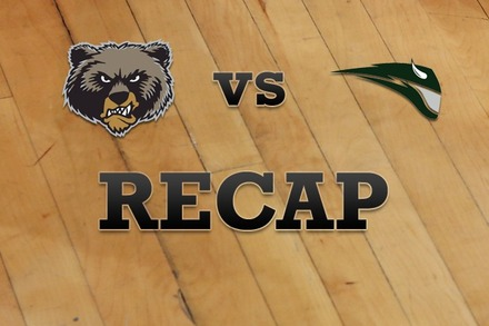 Montana vs. Portland State: Recap and Stats
