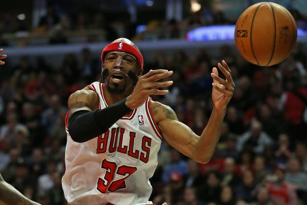 Depleted Bulls Drop 93-89 Decision to Nets