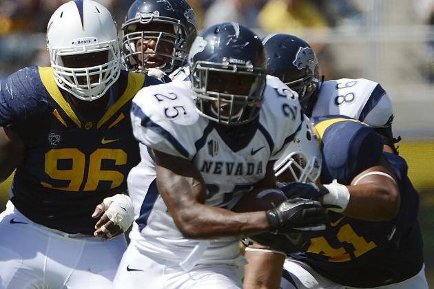 College Football: Nevada's Stephon Jefferson to Forgo Senior Year for NFL Draft