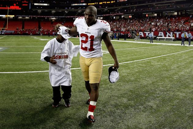 Frank Gore Is Most Important Player in San Francisco 49ers Offense