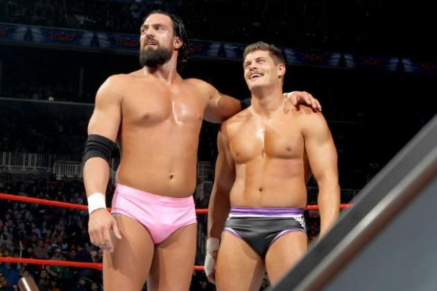 WWE SmackDown: Team Rhodes Scholars Officially Breaks Up