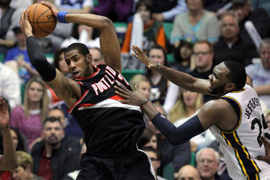 Suddenly-Ailing Trail Blazers Limp out of Utah with a 86-77 Loss to Jazz