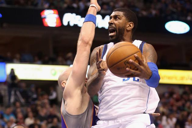 No Controversy for Mavericks in Victory over Suns