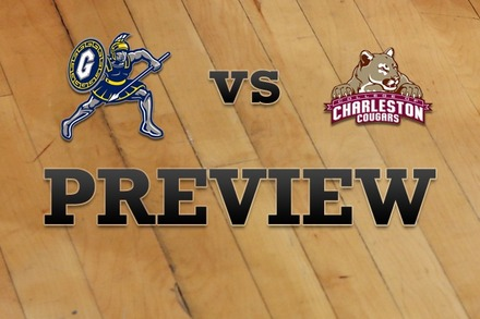 UNC Greensboro vs. Charleston: Full Game Preview