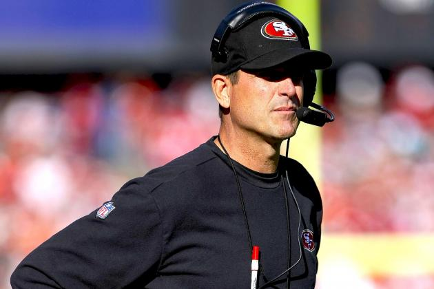 How Jim Harbaugh Saved the San Francisco 49ers